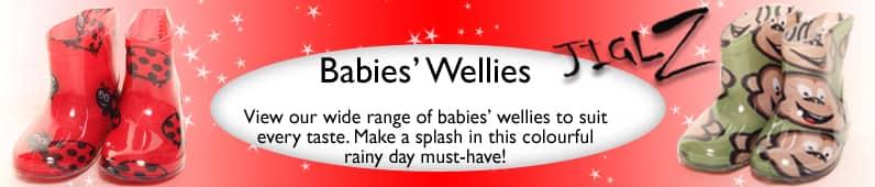 Babies' Wellington Boots