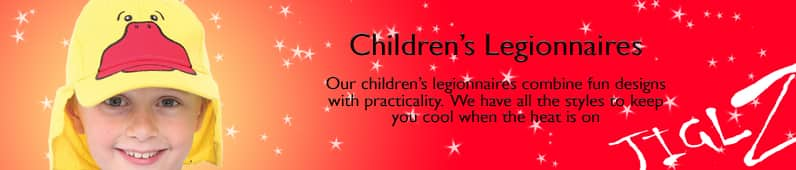 Childrens Legionnaire Hats