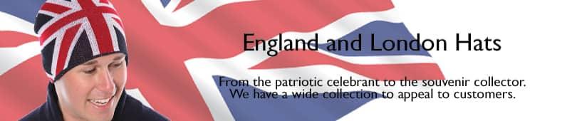 England & London Hats