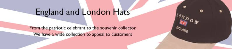 England & London caps