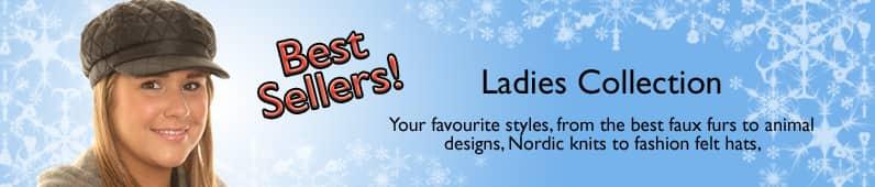 ladies best seller hats