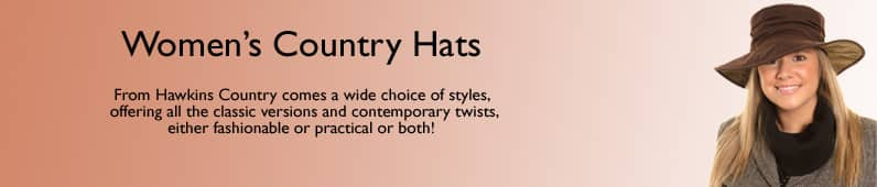Women's Country Hats