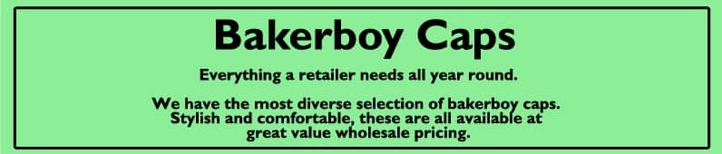 Bakerboy Caps