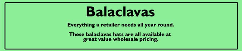 Balaclavas
