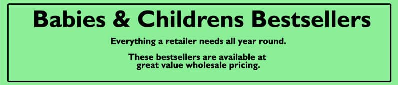 Babies and Childrens bestsellers