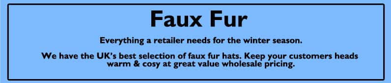 women's faux fur hats