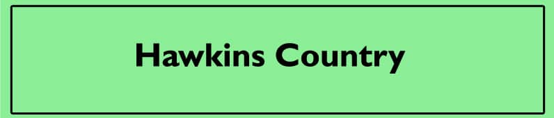 Hawkins Country collection