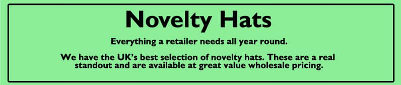 Animal & Novelty Hats
