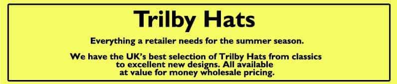 Trilbies