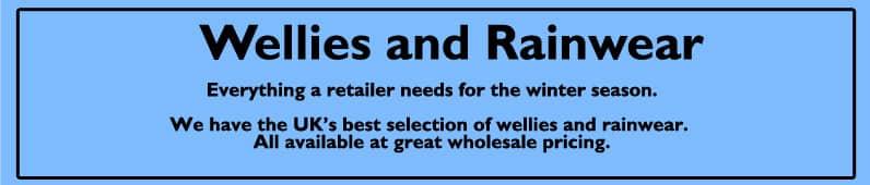 Wellies & Rainwear