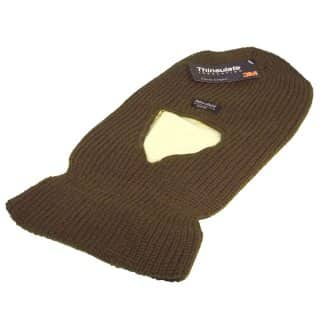 olive thinsulate balaclava