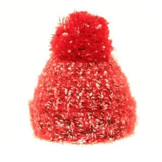 Wholesale ladies bobble hat developed from wool