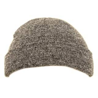 Wholesale Mens fisherman style marl hat in black and white