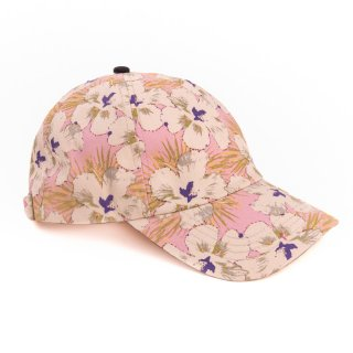 Wholesale ladies baseball cap with floral design