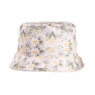 Wholesale ladies flowery print bush hat