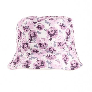 Wholesale rose print bush hat