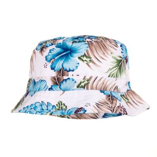 Bulk floral ladies print bush hat