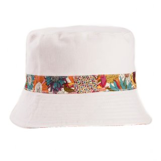 Bulk reversible ladies plain bush hat