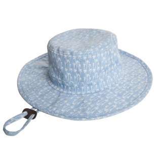 Patterned Aussie style hat for Ladies