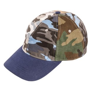 Wholesale mens baseball cap with Camouflage design