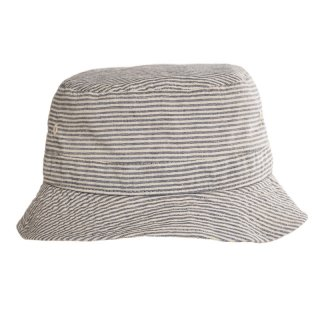 Wholesale Pinstripe bush hat in unisex size