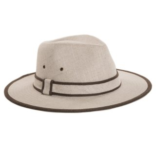 Mens fedora hat with detailed band available for wholesale purchase