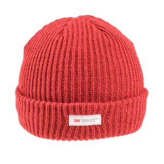 Wholesale ladies thinsulate ski hat in red