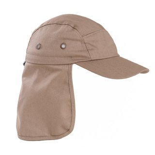 Wholesale mens plain legionnaire hat in khaki