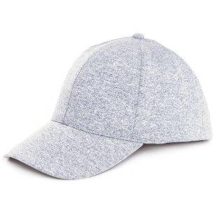 Wholesale light grey adults unisex sport baseball cap