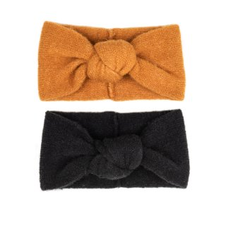 A1612- LADIES KNOTTED KNIT HEADBAND