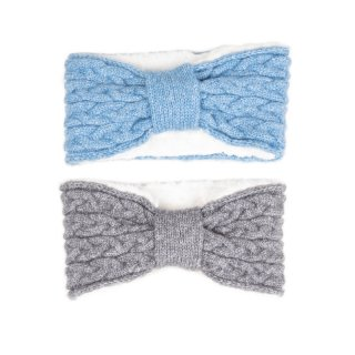 A1615- LADIES CHUNKY KNITTED HEADBAND