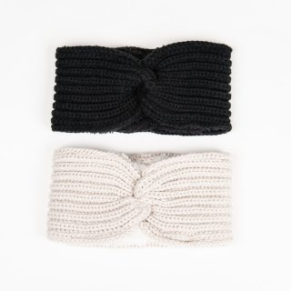 A1637- LADIES CHUNKY KNITTED HEADBAND