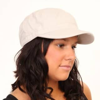 Adults chino twirl cadet cap