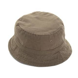 Reversible bush hat with airholes