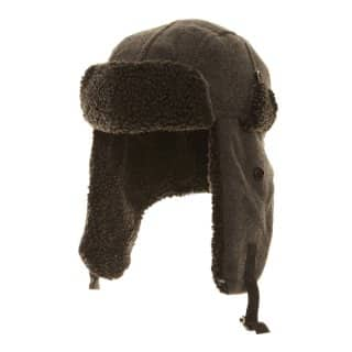 Wholesale trapper with anti piling fleece
