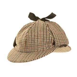 Wholesale deerstalker sherlock holmes hat