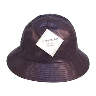 Bulk showerproof reversible bush hat