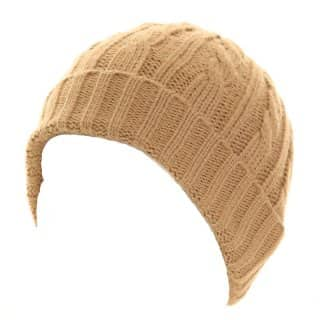A316 - WHOLESALE UNISEX CABLE KNIT SKI HAT