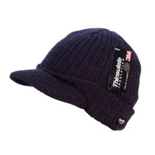 THINSULATE PEAKED HAT