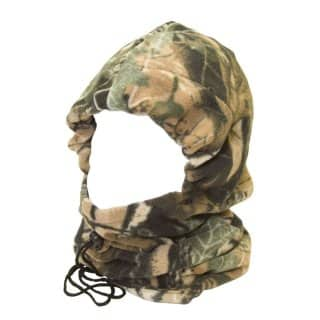 CAMO FLEECE SNOOD