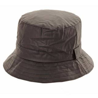 Wholesale wax bucket hat with developed from cotton and polyester