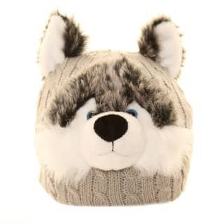 A636 - ADULTS ASSORTED NOVELTY ANIMAL BEANIE