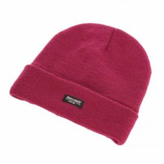Knitted thinsulate ski hat from hat supplier SSP Hats