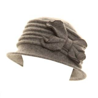 LADIES CRUSHABLE WOOL HAT