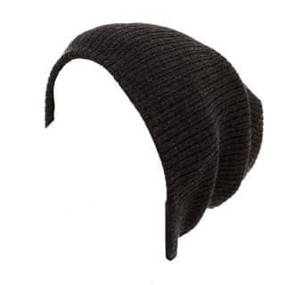 Wholesale ribbed oversized baggy beanie hat