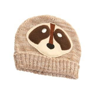 WOMEN'S NOVELTY ANIMAL SKI HATS