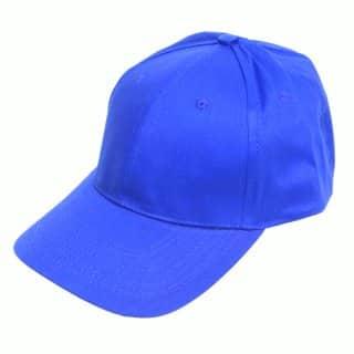 ADULTS' 6 PANEL B.BALL CAP