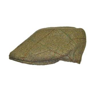 Wholesale Teflon coated quality flat cap in extra large size