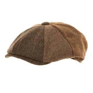 AE24 - UNISEX 8-PANEL CAP (PACKED IN 6's)