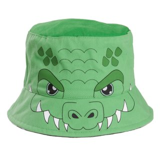 Wholesale babies novelty croc bush hat developed from cotton